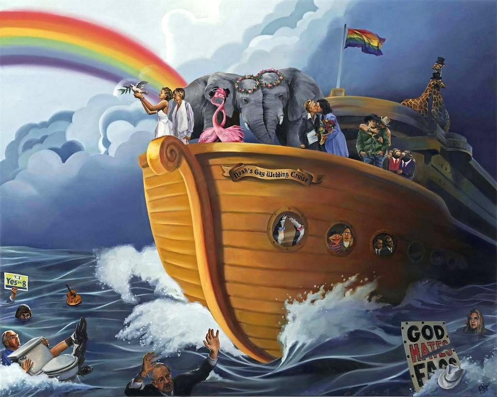 jesus in love blog noah u0027s ark views of a rainbow story