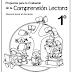 Propuesta para la Evaluación de la Comprensión Lectora en Primer Grado