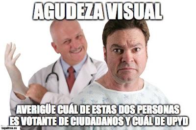 Memes sobre Ciudadanos