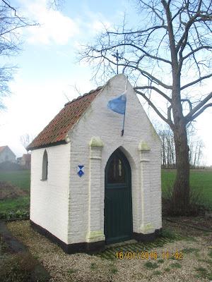 Kapel Onze-Lieve-Vrouw van de Bisschophoek