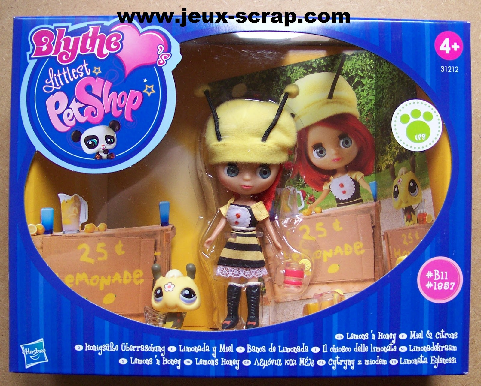 blog boutique jouets jeux scrap littlest pet shop blythe. Black Bedroom Furniture Sets. Home Design Ideas