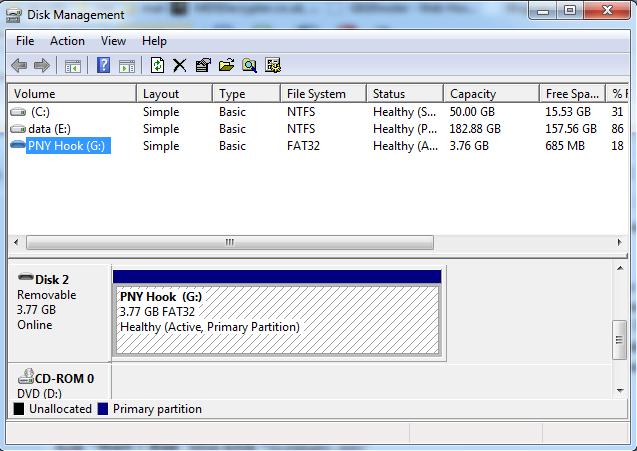 boot a usb flash drive in virtualbox