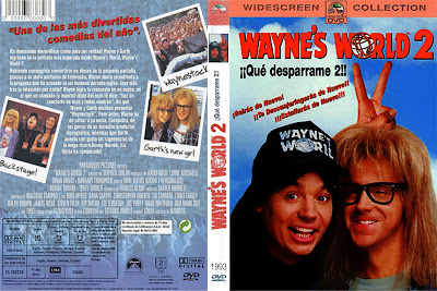Wayne's world 2 ¡¡Qué desparrame 2!! | 1993 | Wayne's World 2