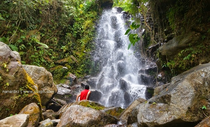 Discover Basag Falls in Tboli