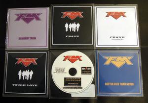 FM radio promo CDs