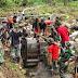 Korem 032/Wirabraja Bangun Pembangkit Listrik dan Ramuan Organik