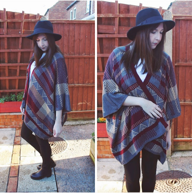 ASOS, asseenonme, cape, chelseaboots, fashionblogger, fashionbloggers, fblogger, fbloggers, lookoftheday, lotd, ootd, outfitoftheday, primark, style, whatimwearing, winter, wiw