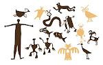 Anasazi Girl Glyphs