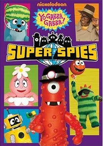yo gabba gabba super spies dvd blanket review giveaway mama to