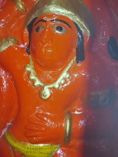 Manpadale maruti - 11 Maruti temples akara hanuman darshan