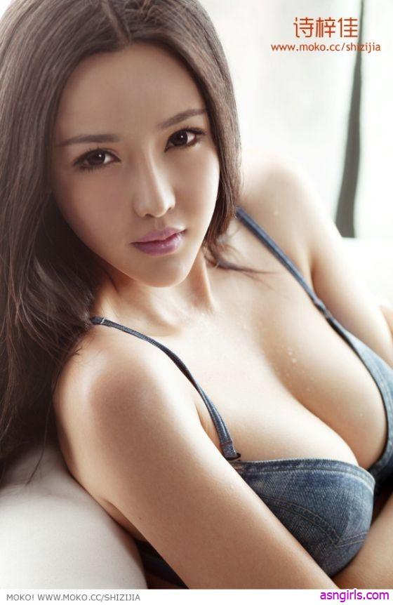 Shi Ji ZiA - Bikini sexy seductive no nude