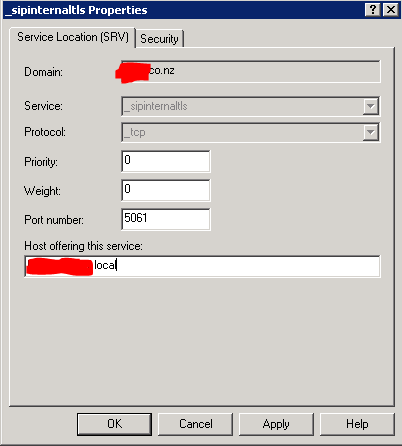 Lync Cannot Verify That The Server Is Trusted For Your