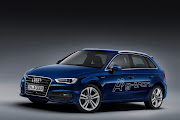 Audi's Fifth World Premiere for Geneva is the New A3 Sportback gtron