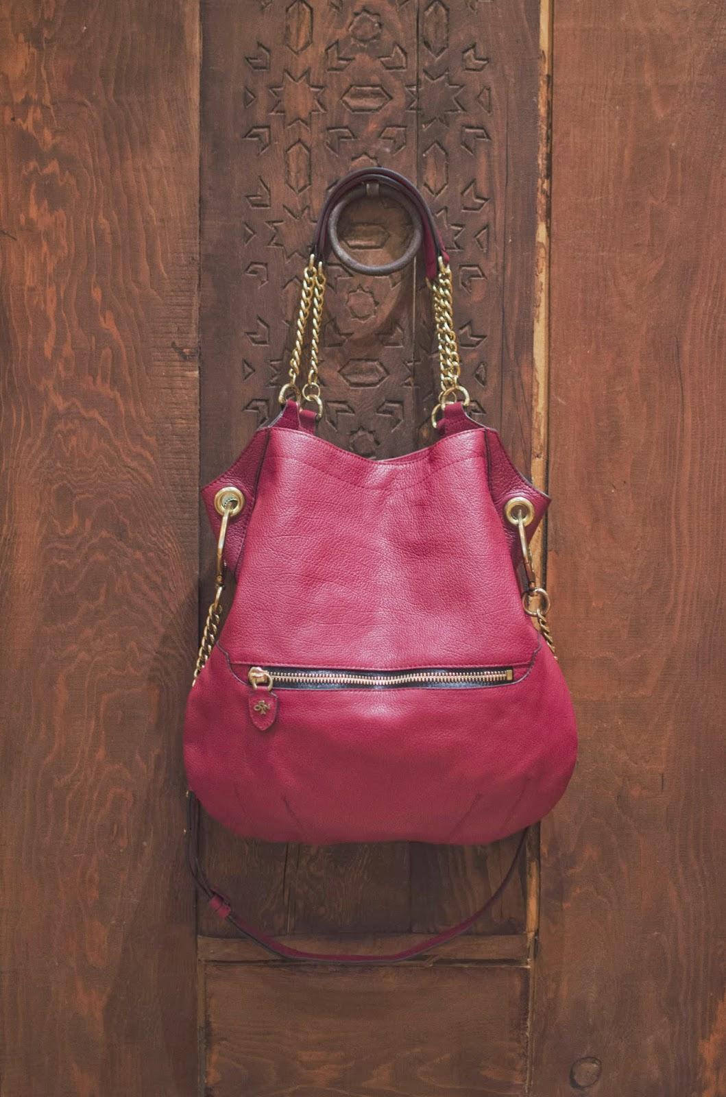 orYANY Selina Burgundy - Hello, Handbag