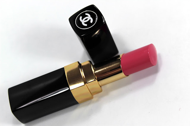 Chanel Rendez-Vous 87 Rouge Coco Shine Superstition Fall 2013 in indoor lighting