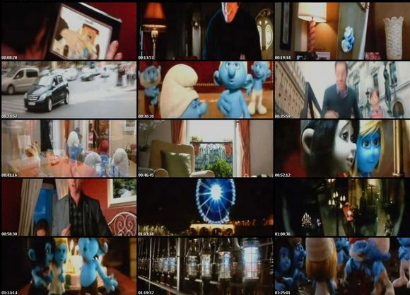 The Smurfs 2 Hindi Dubbed Download Screenshot 1