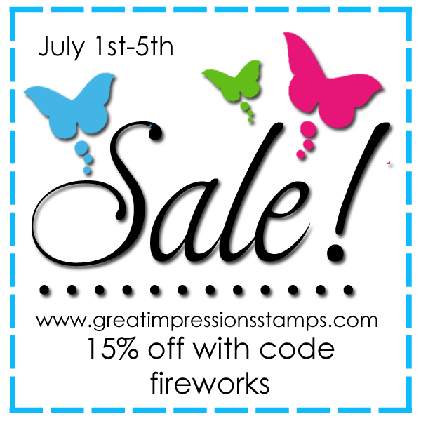Great Impressions SALE!