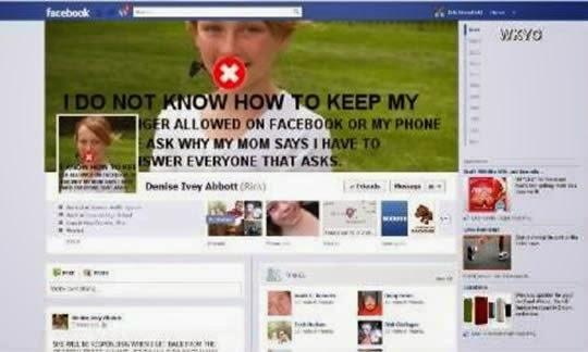 Estados Unidos,mãe,facebook