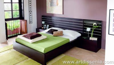 Decorando tu dormitorio matrimonial decoracion de for Modelos de decoracion de dormitorios