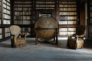 Manuscript Room, Fermo, Italy