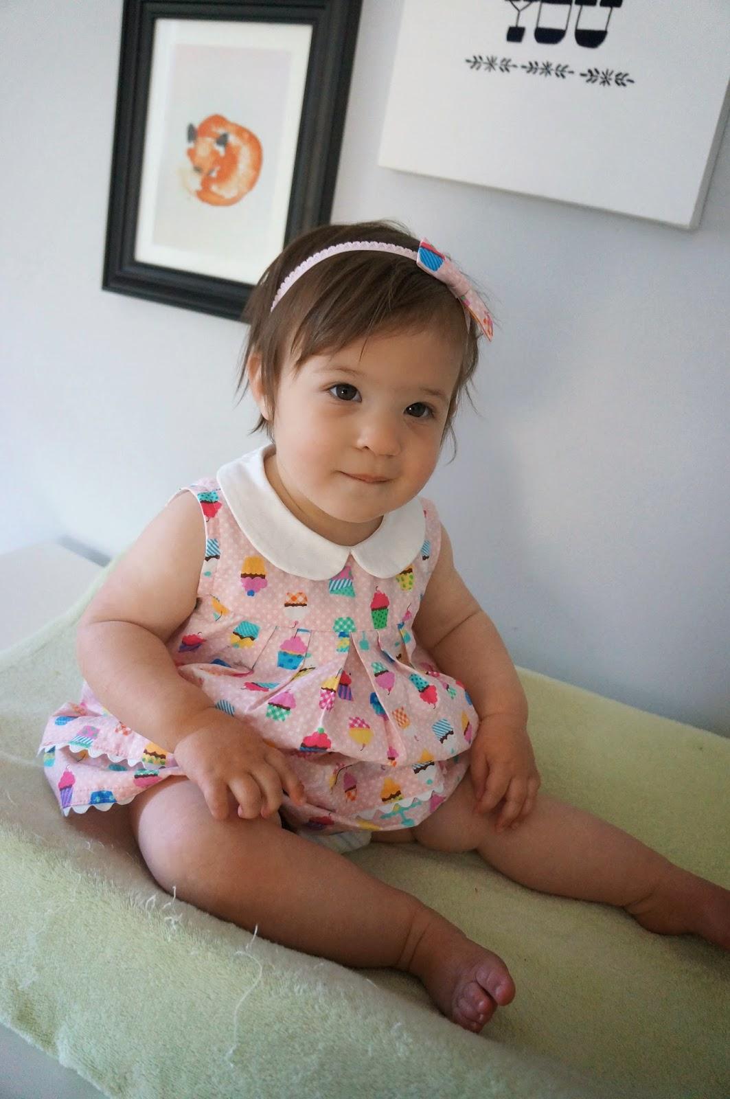 Nora's Birthday Dress... Again hellokelcey.blogspot.com
