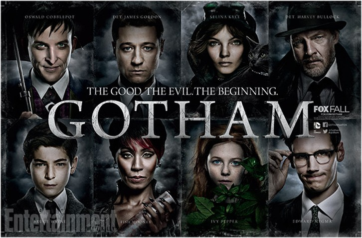 FOX Comic-Con 2014 Posters - Various Shows