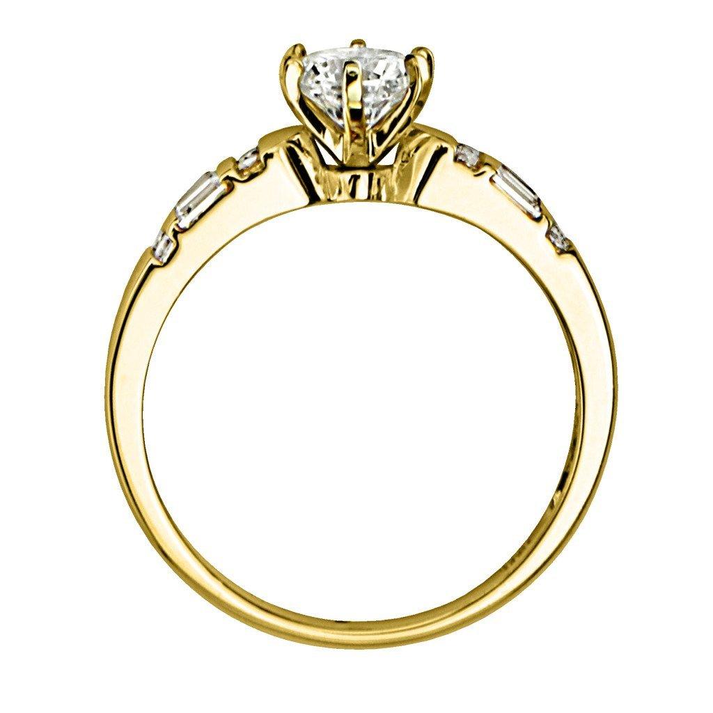 Design Wedding Rings Engagement Rings Gallery Beautiful Yellow Gold