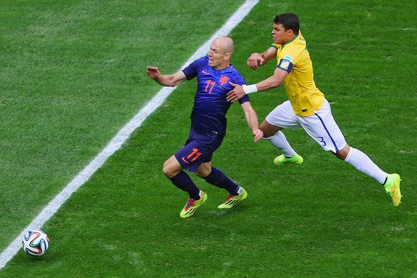 Highlight Brasil vs Belanda