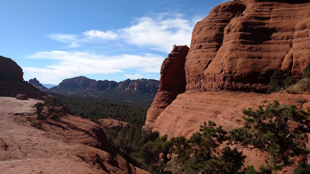 Sedona Arizona in December