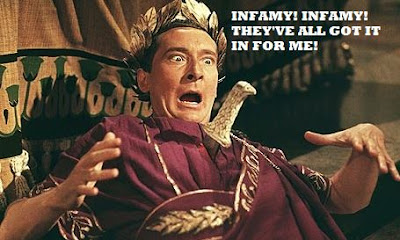 Bloody Romans!