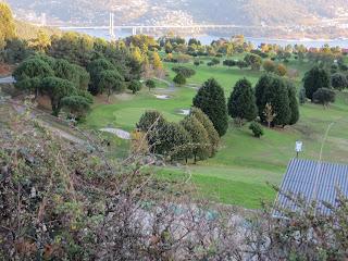 Campo de Golf Ría de Vigo, Domaio