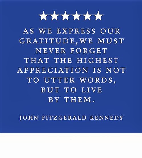 Famous Happy Veterans Day Thank You Quotes