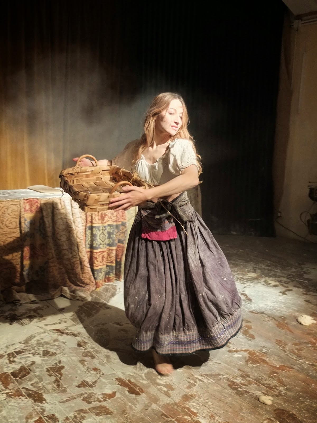 Teatro Cucina Fino al 28 Gennaio Milano