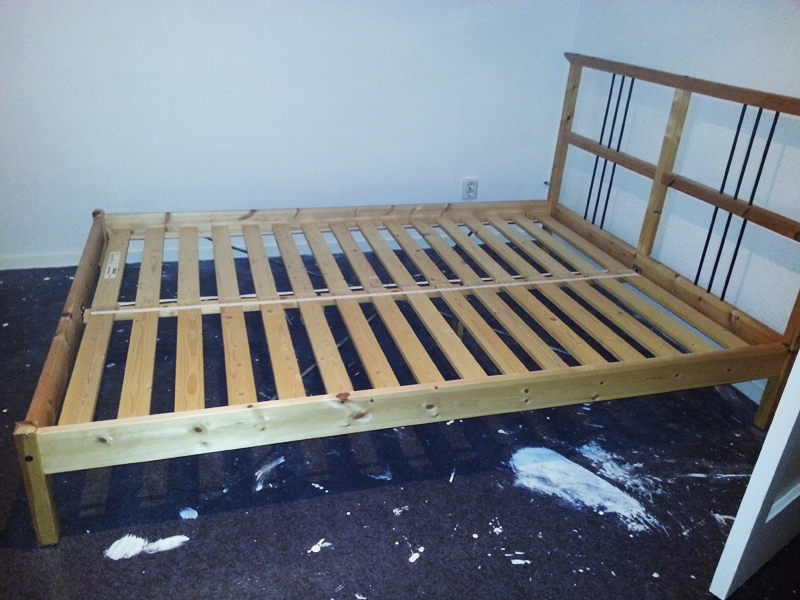 Discontinued IKEA Bed Frames ... 3 April 2014