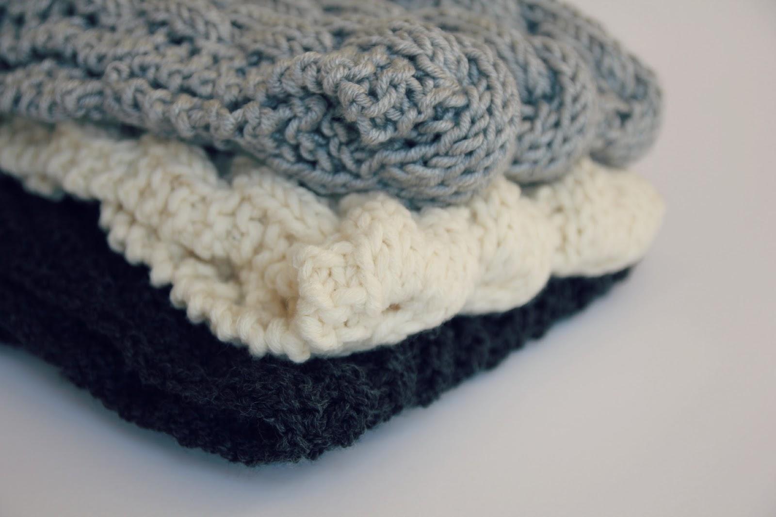 Lexalex: Cable Knit Cowl Pattern