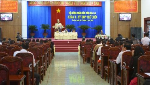 Không chấp thuận việc Kon Tum đề nghị lấy 4 xã của tỉnh Gia Lai