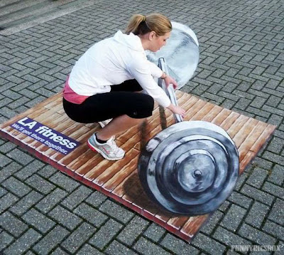 Amazing 3D Drawings 11