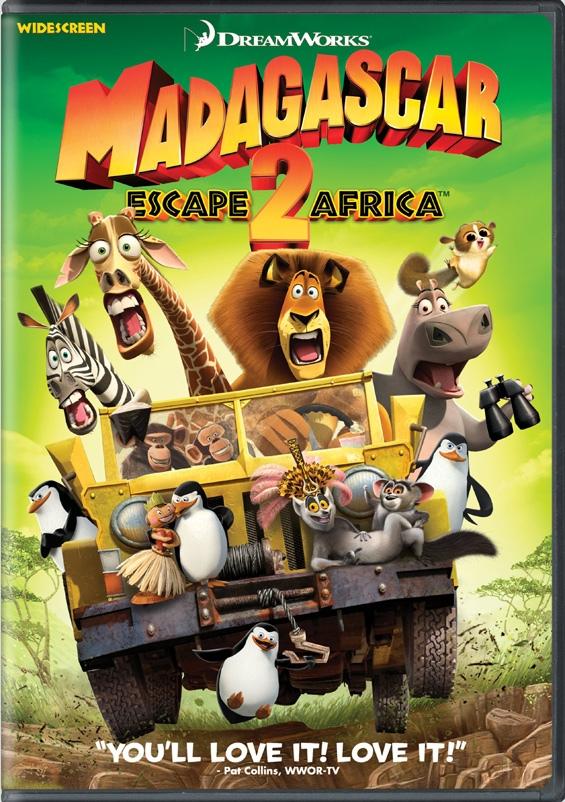 Madagascar 2 2008