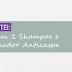 Experimentei: Elsève 2 em 1 shampoo e condicionador anticaspa
