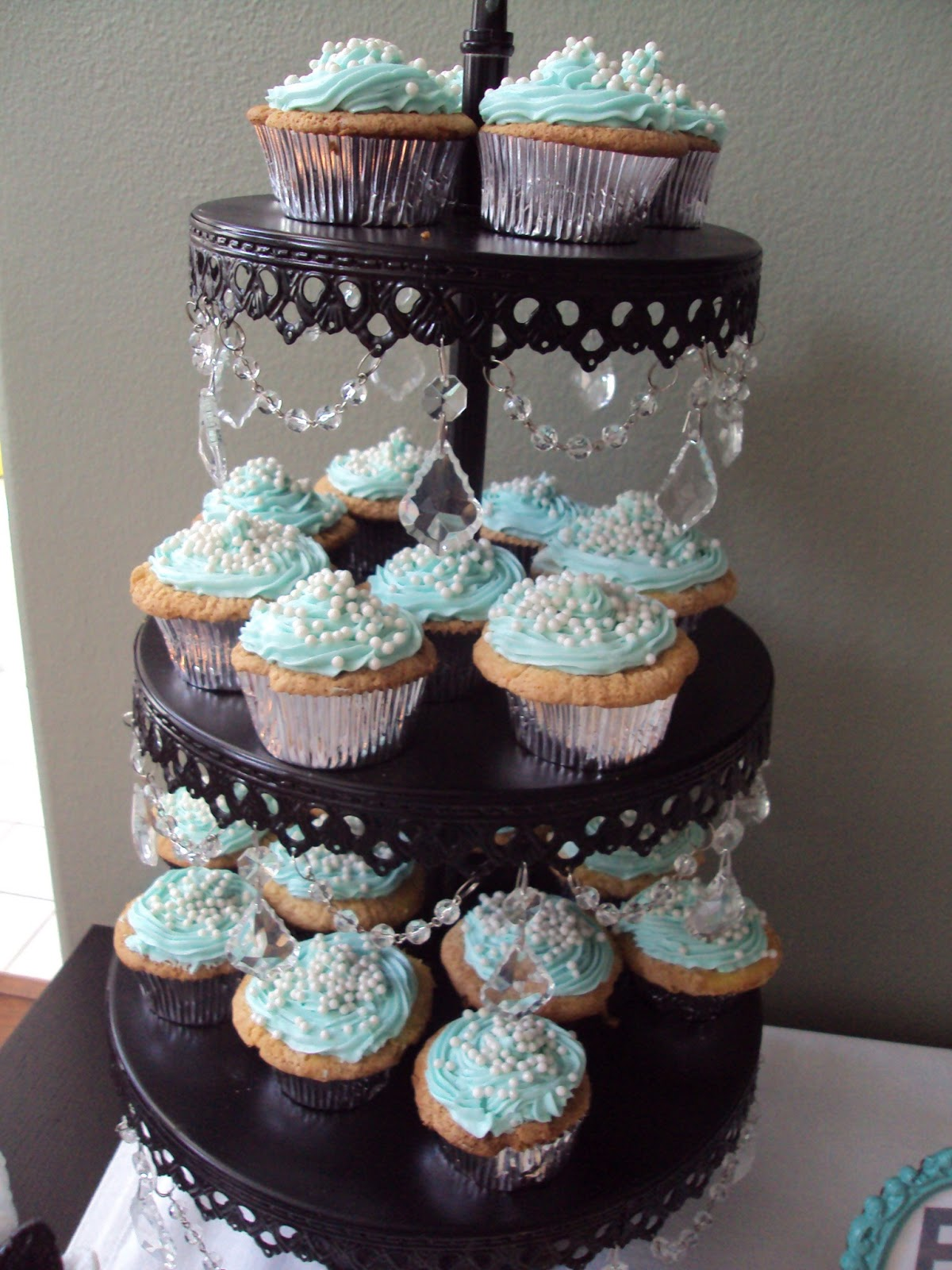 The Vintage Project Breakfast At Tiffanys Baby Shower 04062013
