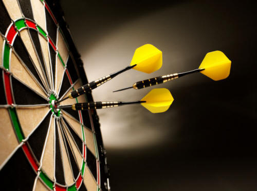 darts sport