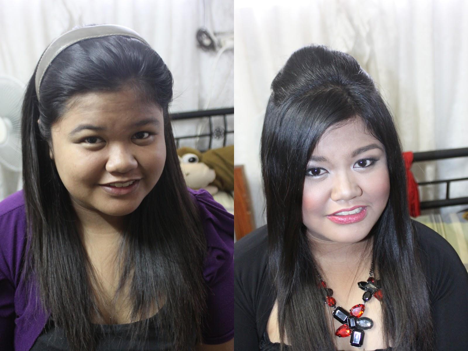 Audrey Adora S Makeup Tales Event Junnette Ogena Js Prom