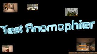 Test Anomophier Mapa para Minecraft 1.8
