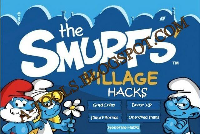 تهكير لعبة قرية السنافر للايباد والايفون smurfs village hack فعال 1000. Ка
