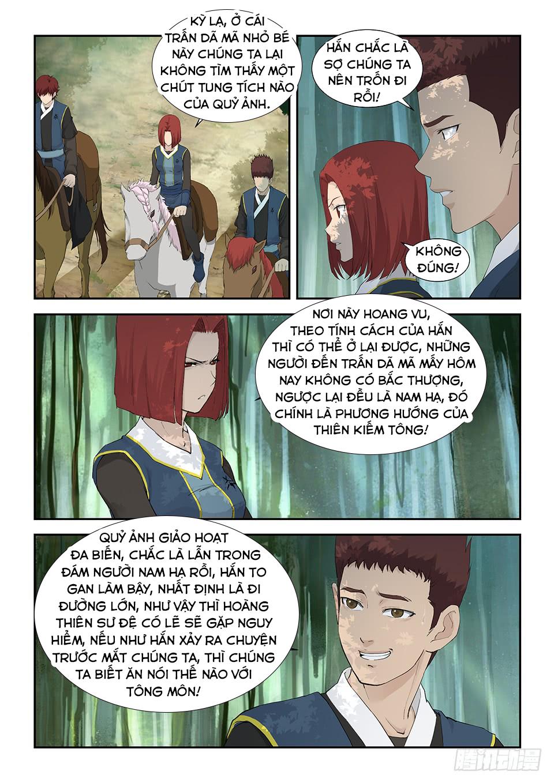 Kiếm Nghịch Thương Khung Chapter 118 video - Hamtruyen.vn