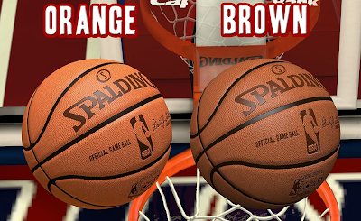 NBA 2K14 HD Spalding Game Ball