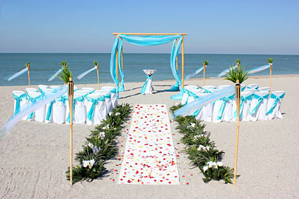 Weddings And Special Events On Anna Maria Island