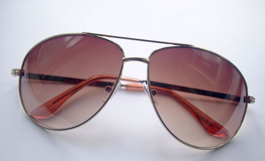 Gold bling avaitors, dorothy perkins, aviators, sun glasses