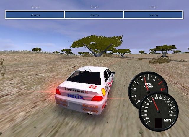 Euro Rally Championship Setup For PC