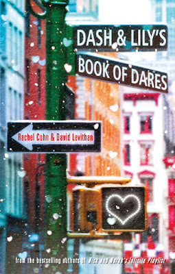 Dash and Lily`s book of Dares - Rachel Cohn e David Levithan
